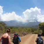 Auf geht's - Start der Mt.Meru-Tour