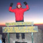 Der fünfthöchste Berg - check