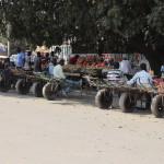 Impressionen vom Markt in Livingstone