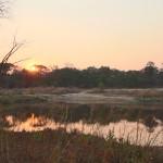 Sonnenuntergang in Koti ne Eden