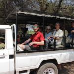 Bereit für die Kanusafari
