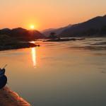 Man könnte den Eindruck gewinnen als möge ich Sonnenuntergänge. ;-)