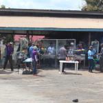 Zwischenstopp auf dem Weg nach Arusha