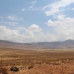 Zwischen Serengeti und Ngorongoro Krater