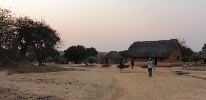 Gästehaus in Kampundu
