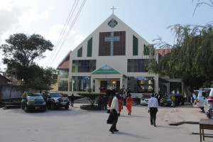 Die Kirche der Trauung