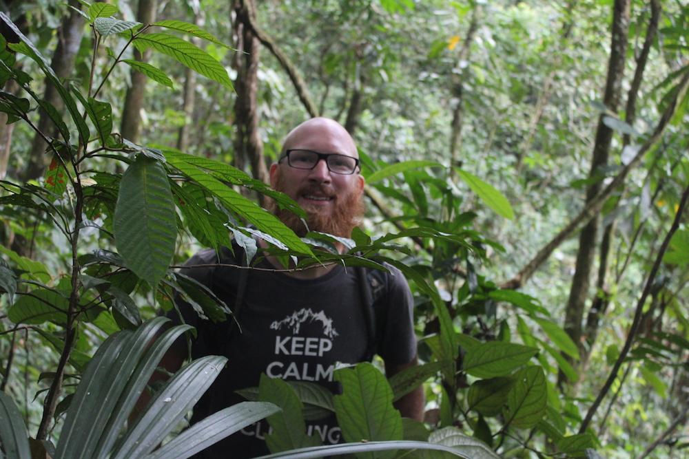 Grüße aus dem Busch
