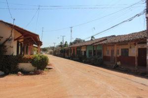 Die Straßen von Las Minas